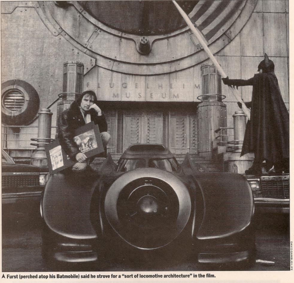 Batmobile builder for Www builder